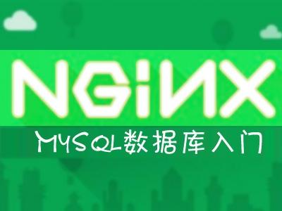 搭建中小规模集群之 Nginx进阶及MySQL数据库入门-20视频教程