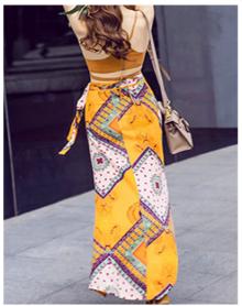 新款海边泰国度假风连衣裙夏两件套装波西米亚长裙沙滩裙子女