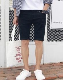 2018短裤男五分裤夏季修身男生7分休闲裤子韩版中裤夏天男装5分马裤