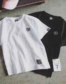 2018夏季新款男装学生百搭BF短袖t恤男士圆领半袖情侣装白色上衣